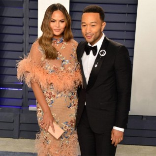 John Legend is away for Father's Day