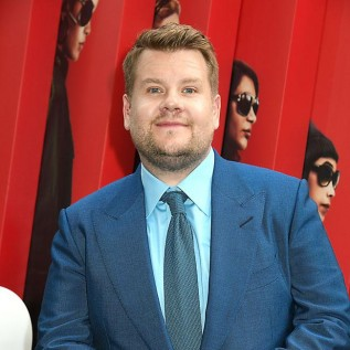James Corden to return to UK?