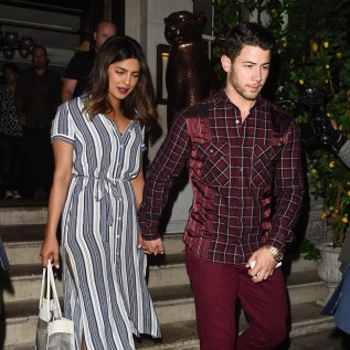 Nick Jonas wishes he'd met father-in-law