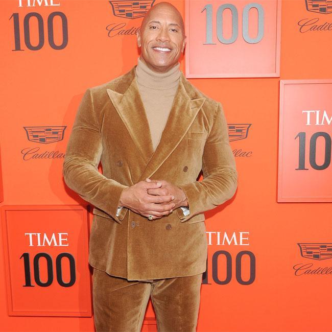 Dwayne Johnson delivers inspiring speech at MTV Movie and TV Awards