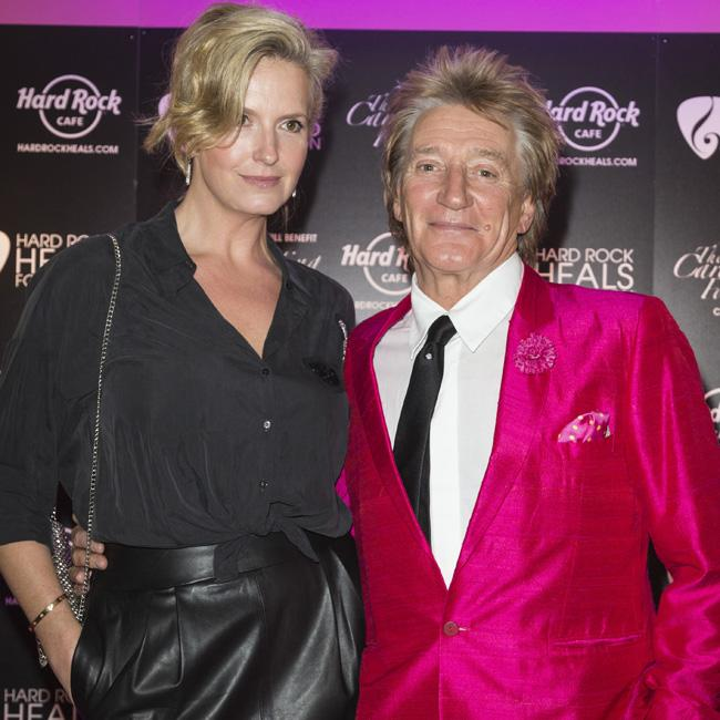 Lady Penny Lancaster and Sir Rod Stewart considered adopting