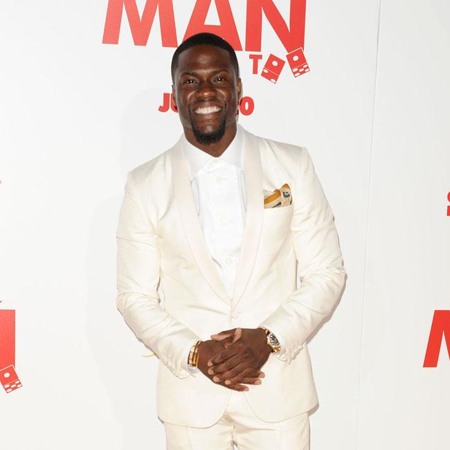 Kevin Hart working on Scrooged remake