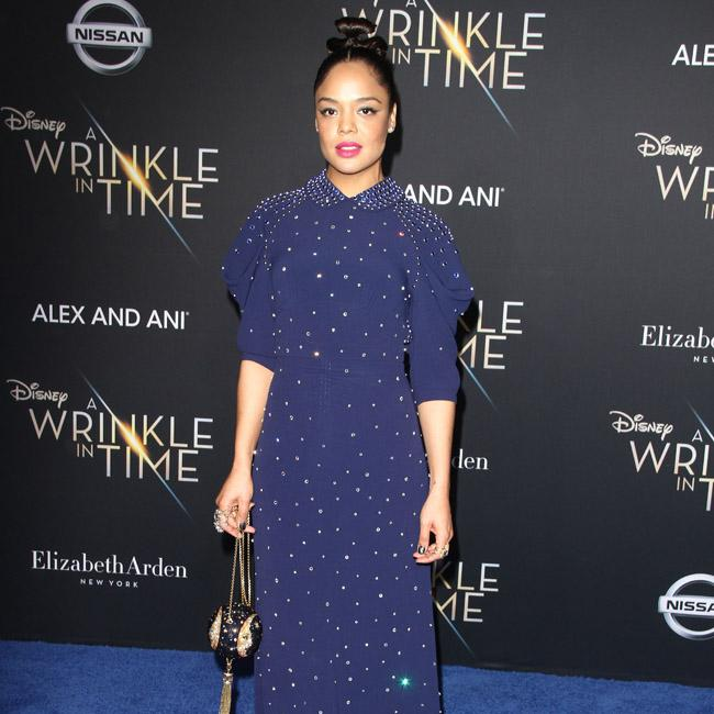 Tessa Thompson 'addicted' to tattoos
