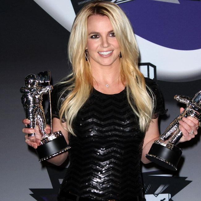 Britney Spears feels 'blessed'