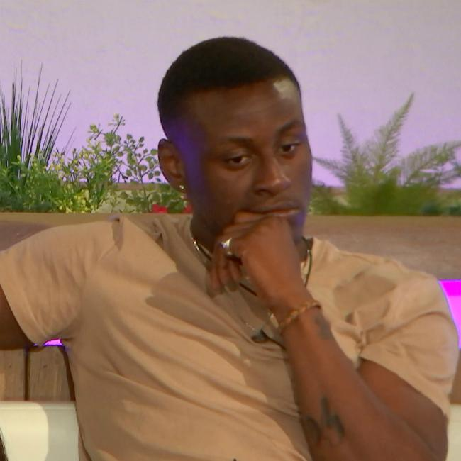 Sherif Lanre: I'm all good following Love Island departure