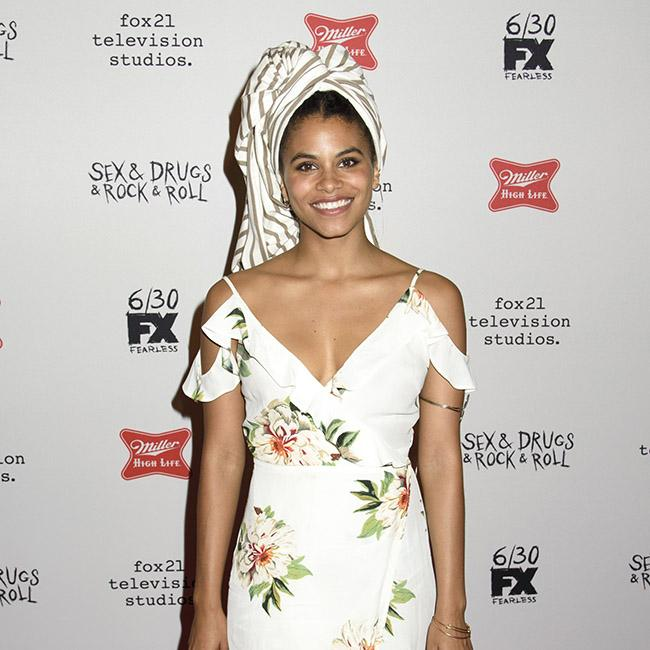 Zazie Beetz reveals anxiety battle