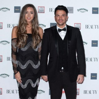 Emily Andre hates being apart from Peter Andre