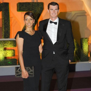 Jamie Murray's wife won't let him compete on Strictly Come Dancing
