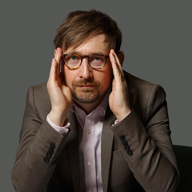 The Divine Comedy's Neil Hannon says his life is too 'boring' for a book