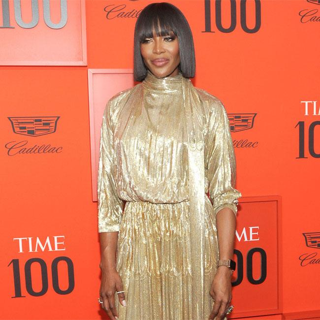 Naomi Campbell had to learn to love her body