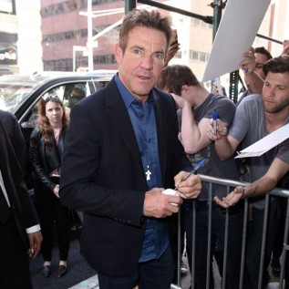 Dennis Quaid calls for Lindsay Lohan acting comeback