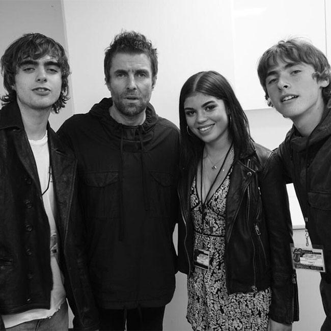 Liam Gallagher's son expelled