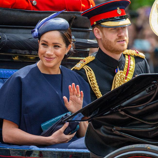 Duke and Duchess of Sussex wish Prince Philip a Happy Birthday