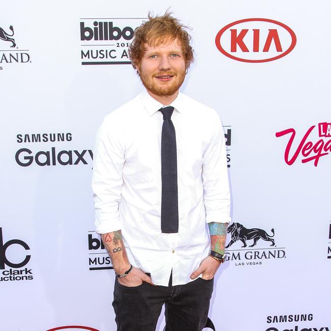 Ed Sheeran breaks Spotify record