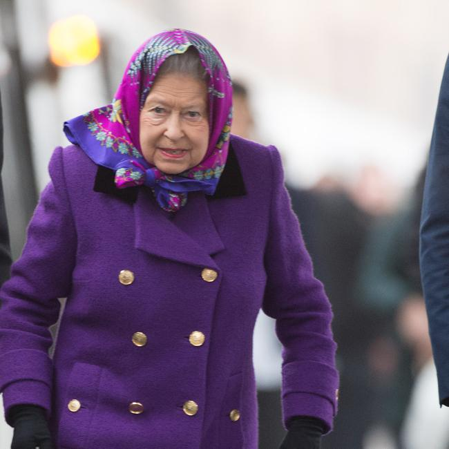 Queen Elizabeth needs a chef