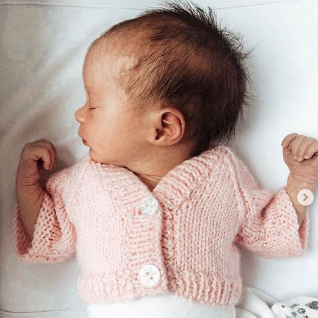 Gemma Atkinson names baby daughter Mia