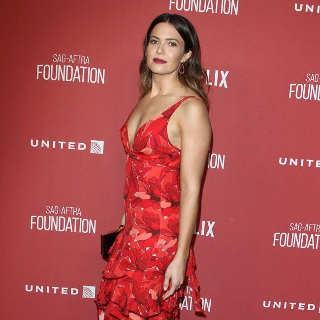 Mandy Moore says it's 'bonkers' she's received her first Emmy nod