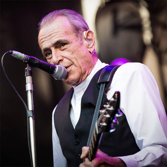 Francis Rossi lined up for I'm A Celebrity?