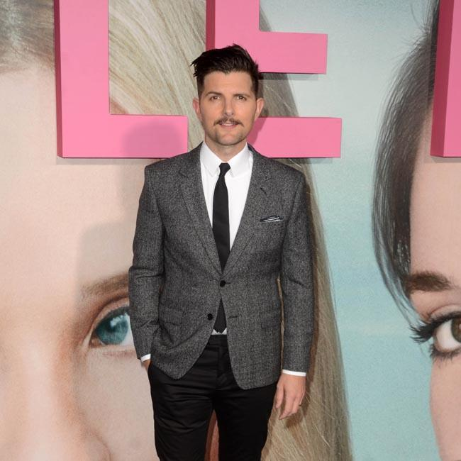 Adam Scott's couldn't stop snot in front of Reese Witherspoon