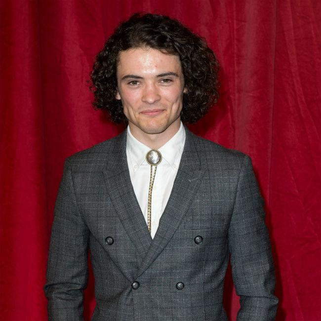 Jonny Labey 'signs up for Celebrity X Factor'