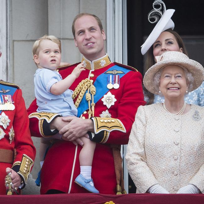 Duke and Duchess of Cambridge's children on summer vacation