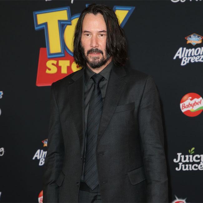 Keanu Reeves' Toy Story honour