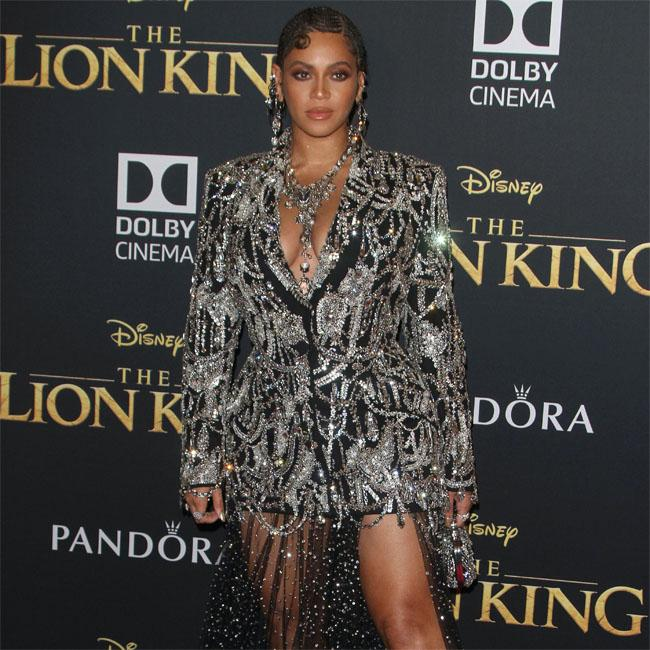 Beyonce praised for Lion King song