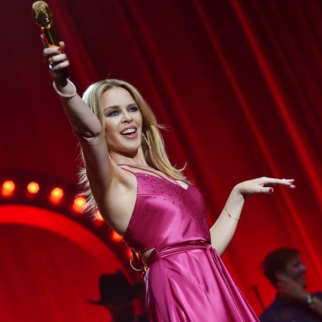 Kylie Minogue tips Lady Gaga for Glasto's Legend's slot
