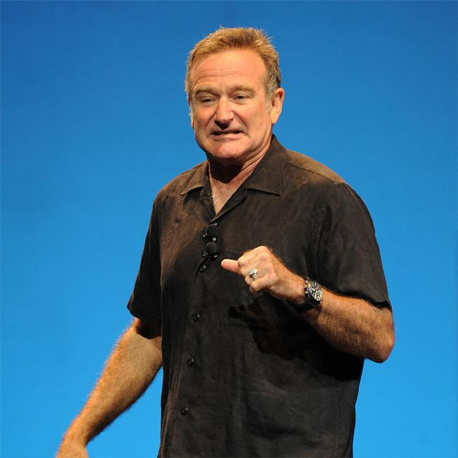 Robin Williams' son struggled to 'share him with the world'