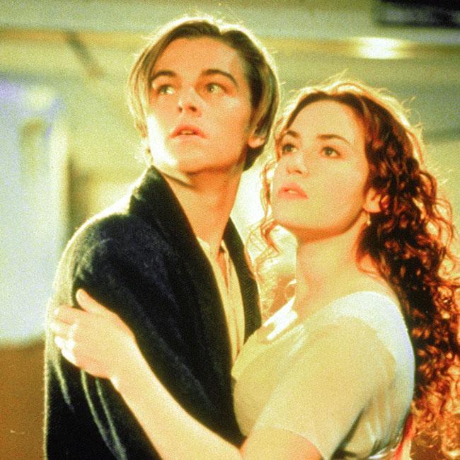 Brad Pitt and Margot Robbie tease Leonardo DiCaprio about Titanic