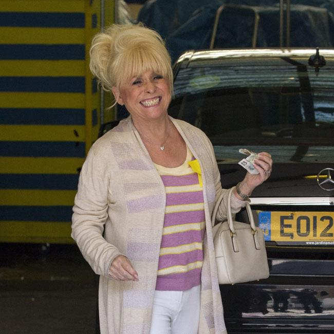 Dame Barbara Windsor is 'fighting fit'