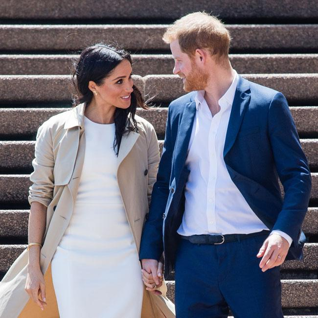Duke and Duchess of Sussex urge fans to 'save the planet'