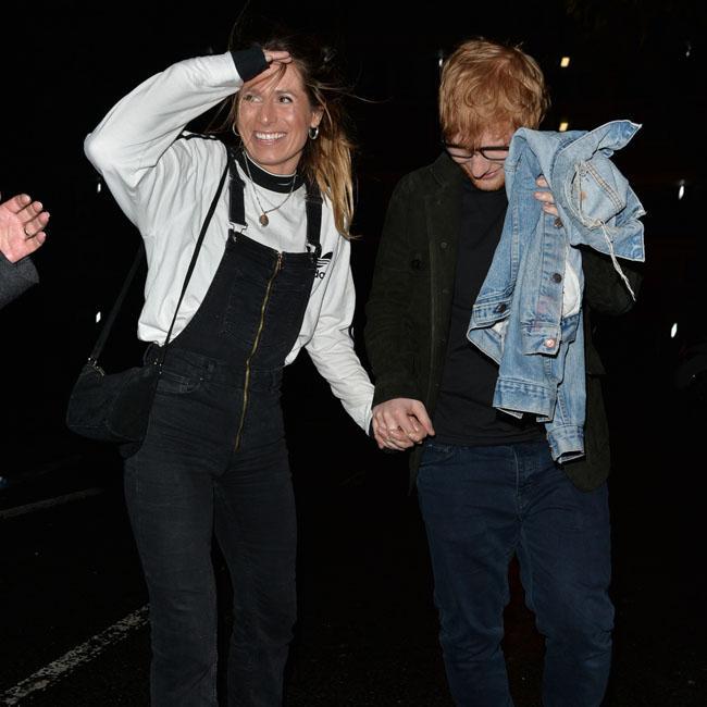 Ed Sheeran's wife worries he's isolating himself