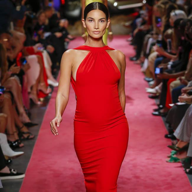 Lily Aldridge needs time for herself