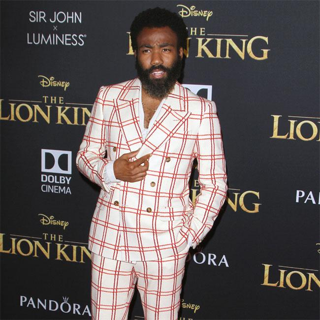 Donald Glover starstruck over Beyonce