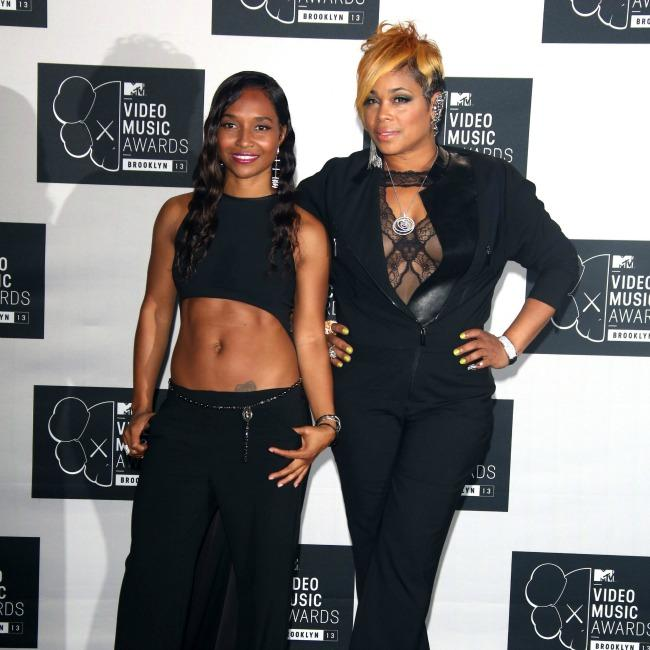 TLC axe two shows as Rozonda 'Chilli' Thomas is put on vocal rest