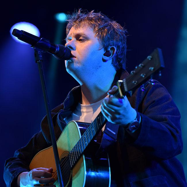 Lewis Capaldi asks fans to send his album back to number one