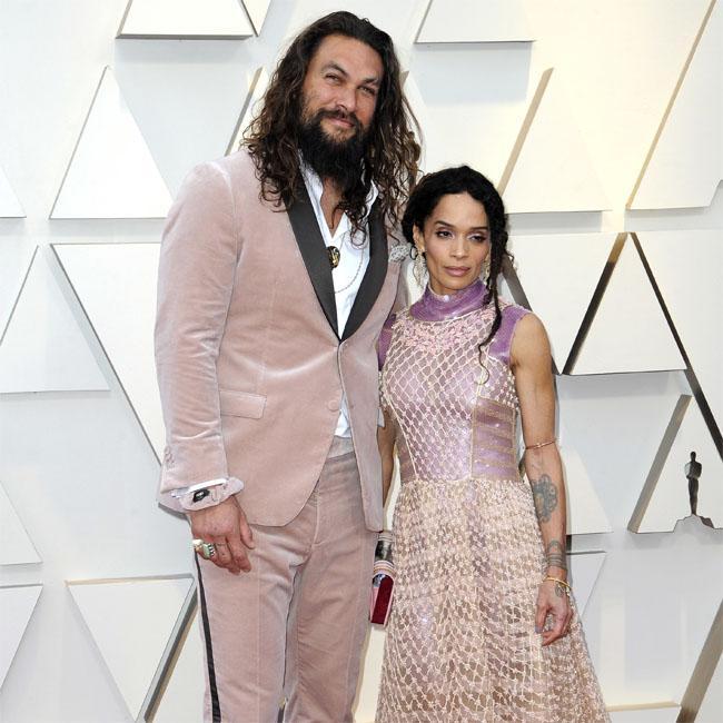 Jason Momoa Calls Stepdaughter Zoe Kravitz S Husband Karl