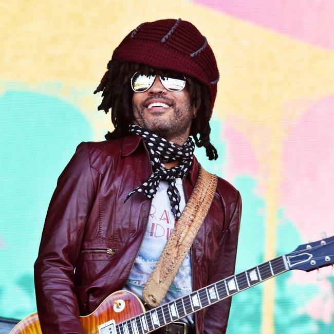 Lenny Kravitz loves ex-wife and her new husband