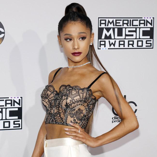 Ariana Grande struggled at Coachella