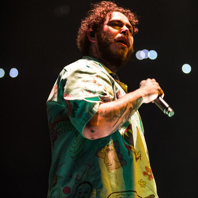 Post Malone completes work on 3rd album