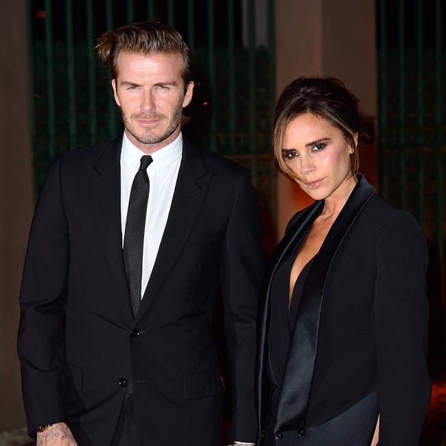 David and Victoria Beckham celebrate 20th wedding anniversary