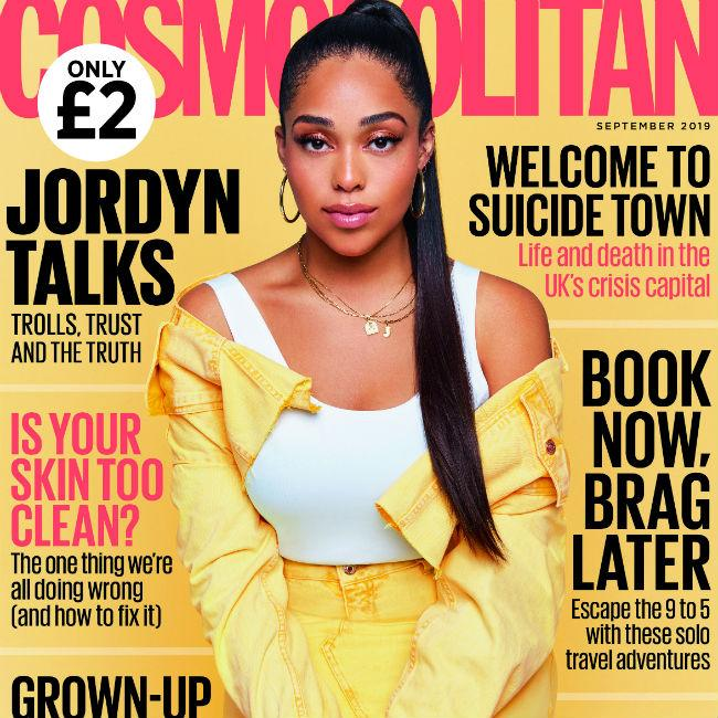 Jordyn Woods hopes she and Kylie Jenner can be friends again
