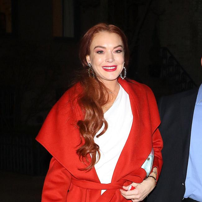 Lindsay Lohan to judge The Masked Singer Australia