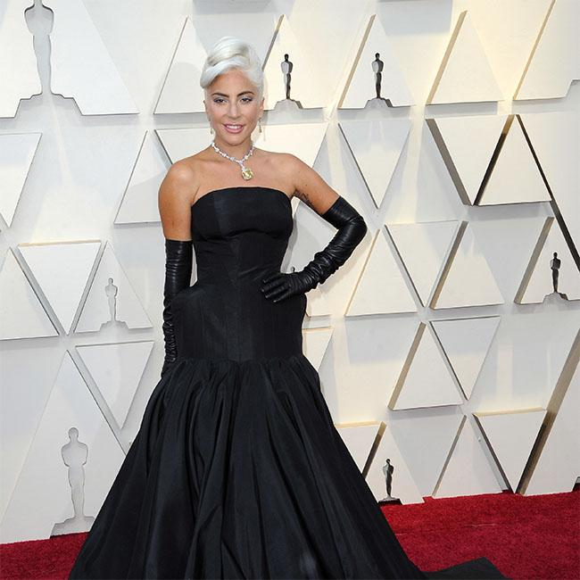 Lady Gaga 'happier lately' because of new romance