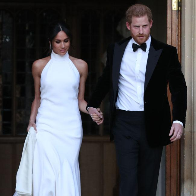 Prince Harry and Duchess Meghan danced to Whitney Houston on their wedding day