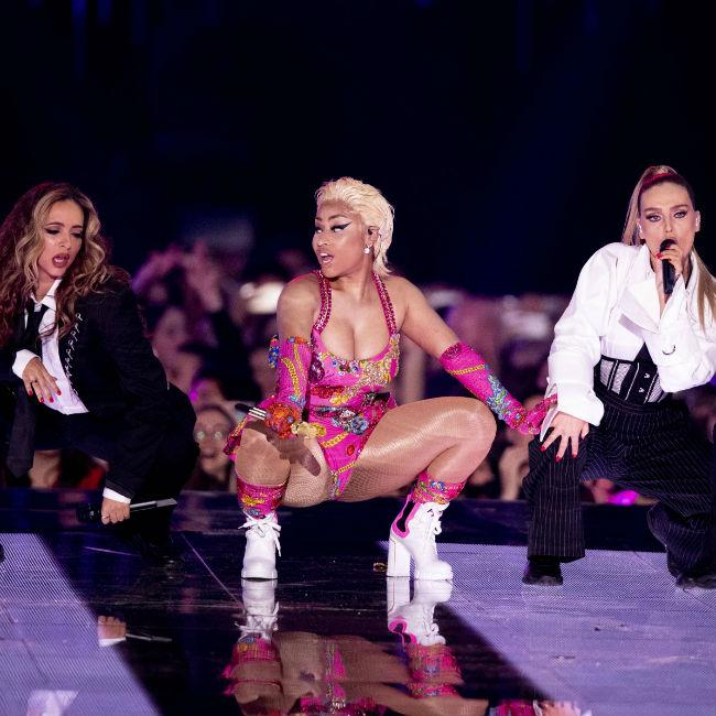 Nicki Minaj pulls out of Saudi Arabia gig
