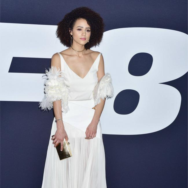 Nathalie Emmanuel: Game of Thrones started a 'conversation'