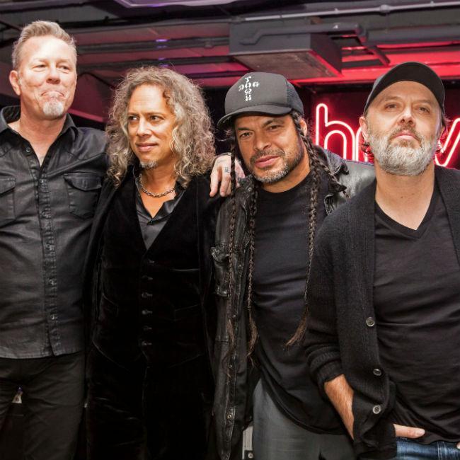 Metallica to release children's book