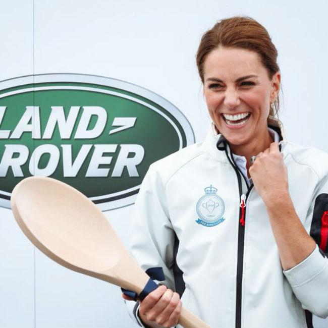 Duchess Catherine disqualified from boat race